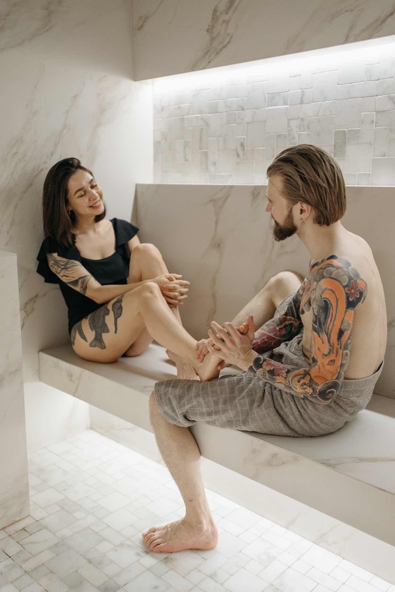 What happens at a couples massage | nycmassageandspa.com